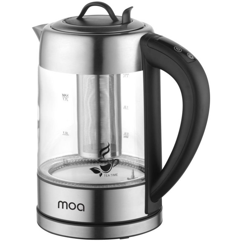 Moa Design DUTP-789 Waterkoker 1.7 liter met thee infuser