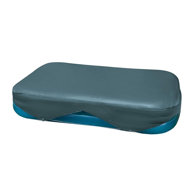 Intex afdekzeil familiezwembad 305 x 183 cm blauw blokker for Afdekzeil zwembad blokker