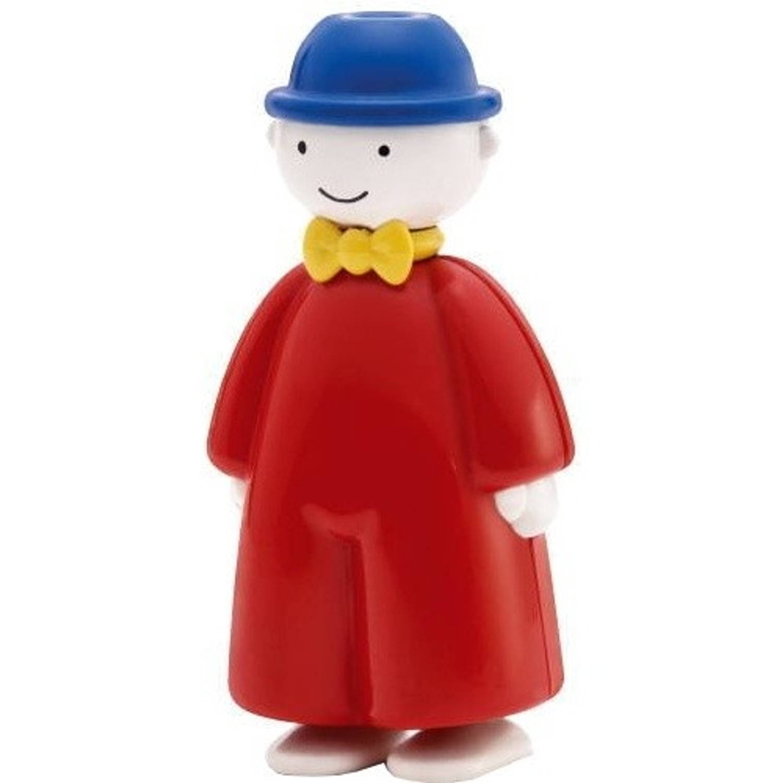 Afbeelding van Ambi Toys Tommy Toot 11 cm rood