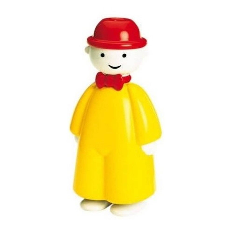 Afbeelding van Ambi Toys Tommy Toot 11 cm geel
