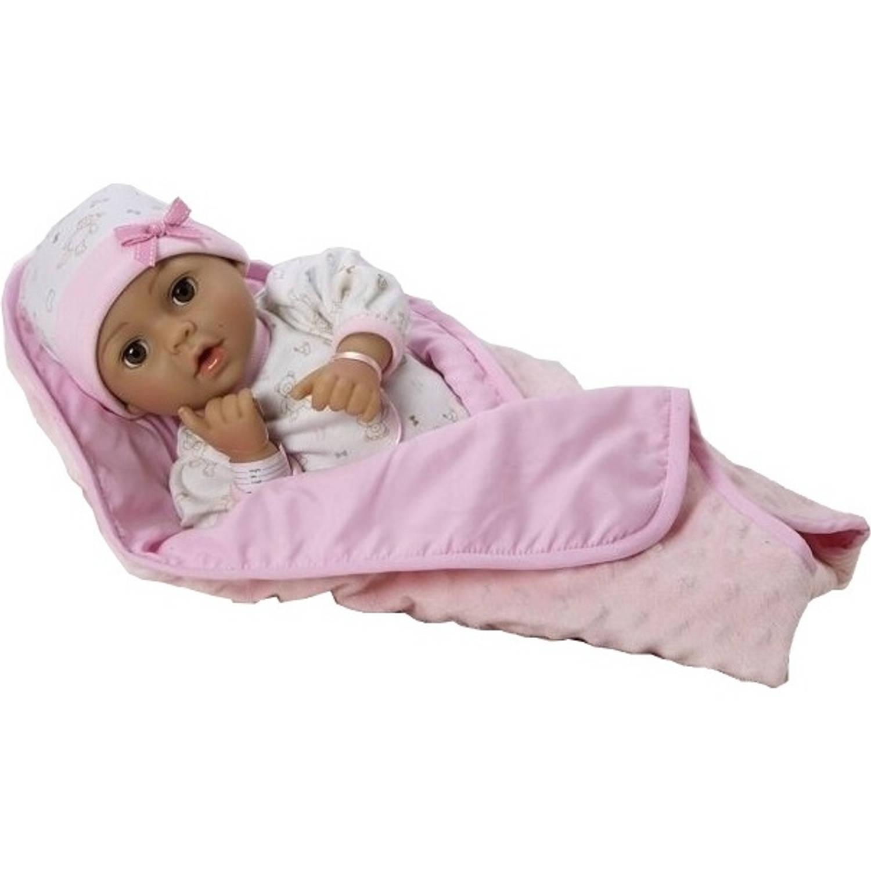 Afbeelding van Adora babypop Precious 40 cm roze/wit