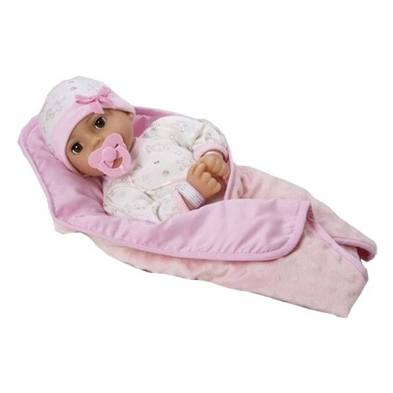 Afbeelding van Adora babypop Cherish 40 cm roze/wit