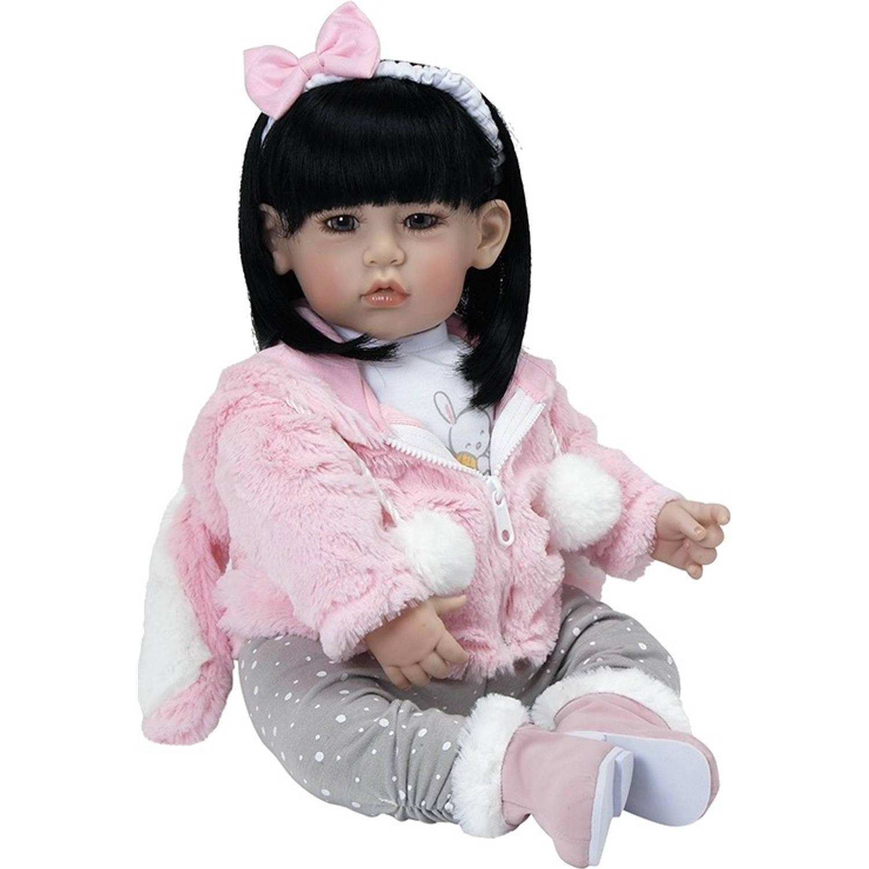 Afbeelding van Adora Toddler Time cottontail 51 cm roze