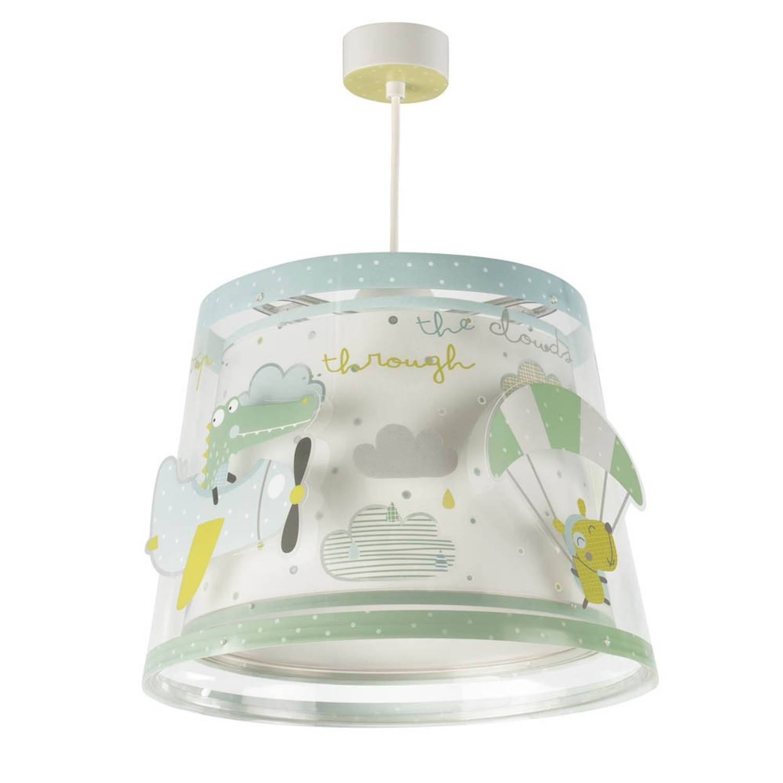 Dalber hanglamp A Little Trip 26 cm wit