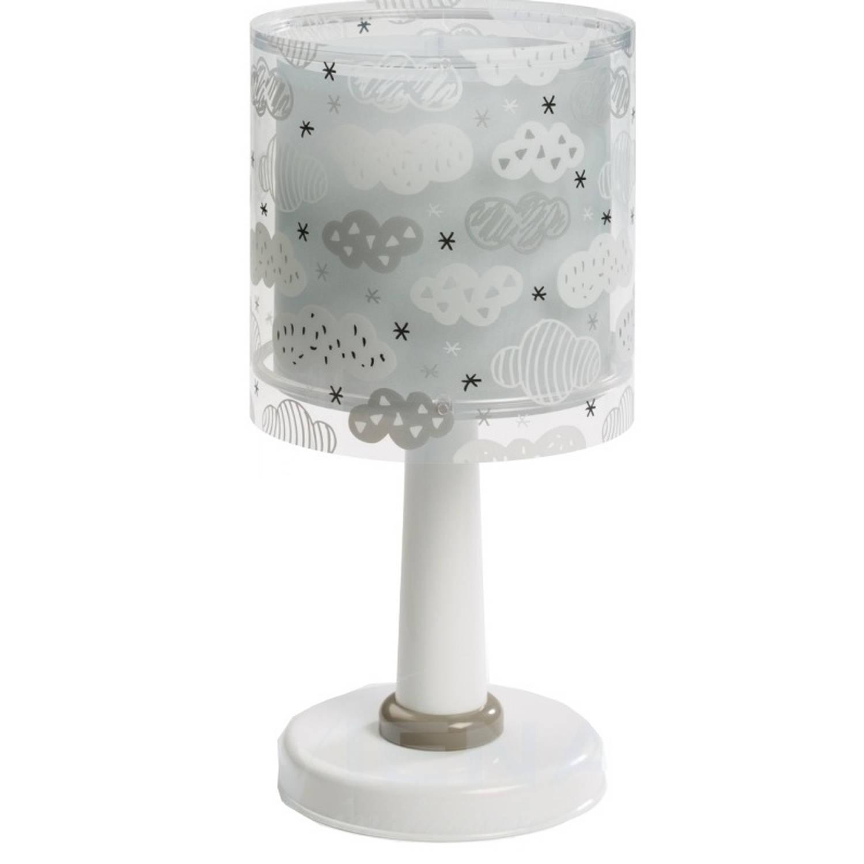 Dalber tafellamp Clouds 30 cm grijs
