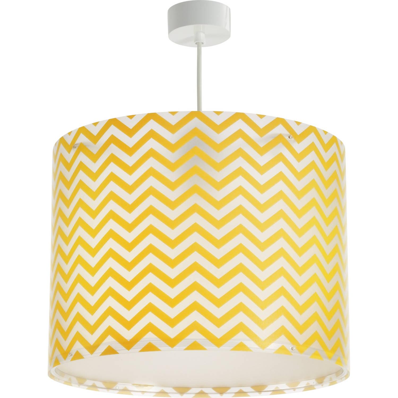 Dalber hanglamp Fun 33 cm geel
