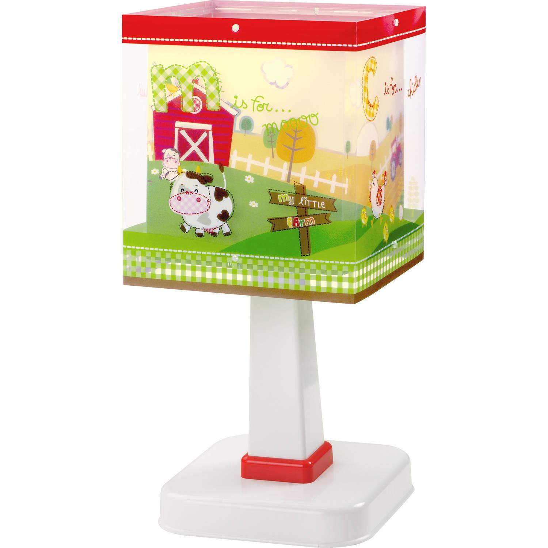 Dalber tafellamp My Little Farm 27 cm groen
