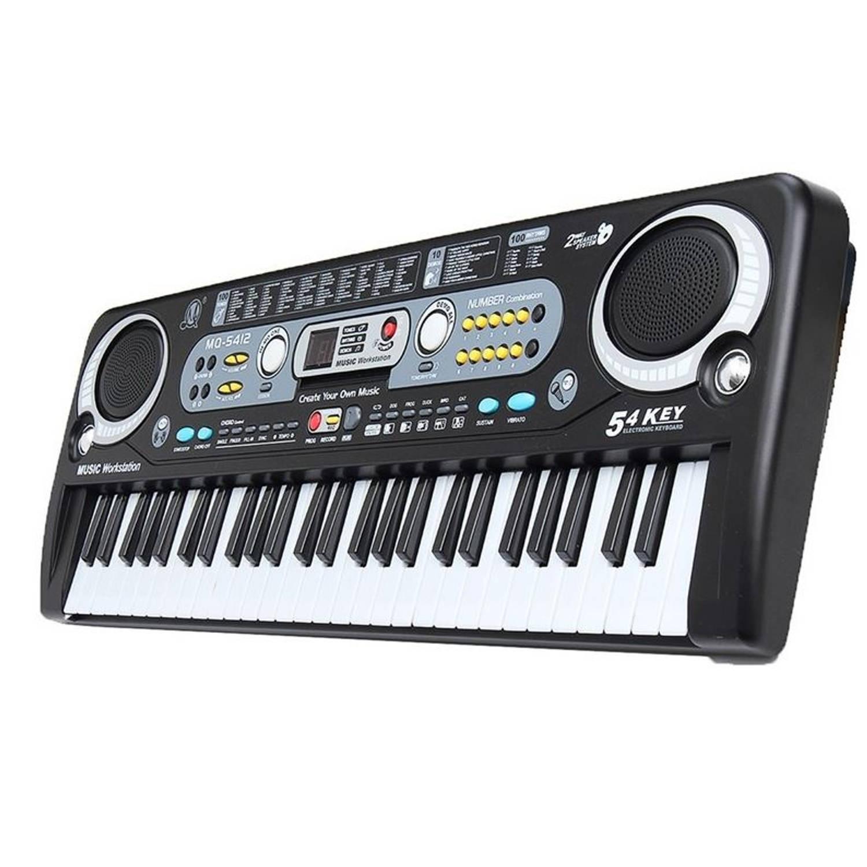 Afbeelding van Academy of Music keyboard digitaal 54 toetsen