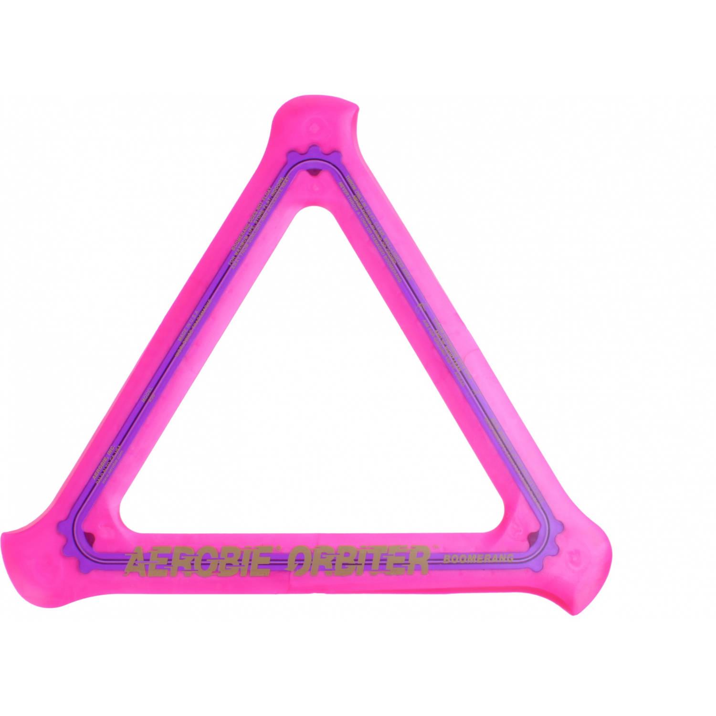 Afbeelding van Aerobie boomerang 29 x 26 cm roze