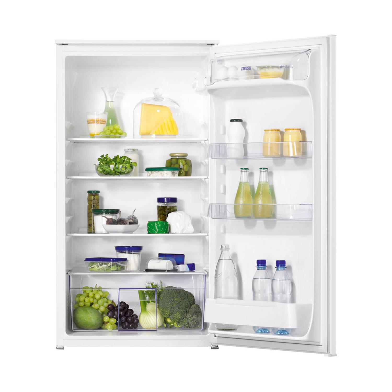 Zanussi ZBA19040SA koelkast - Wit
