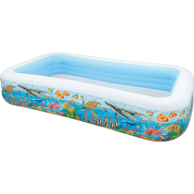 Koraalrif familiezwembad