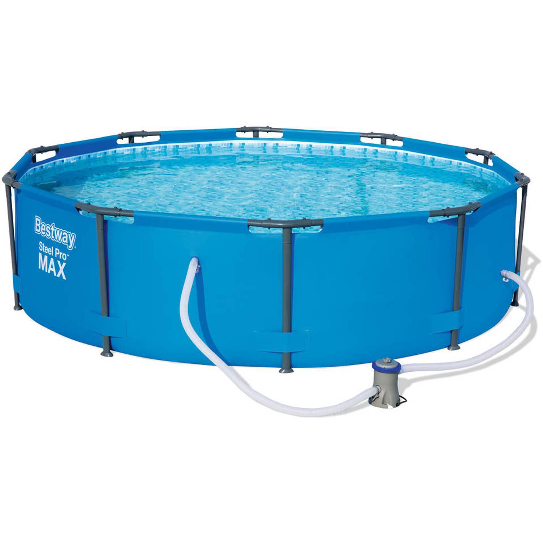 Bestway zwembad Sirocco frame Pro Max set - Ø305x76 cm