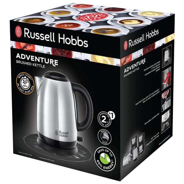 Russell Hobbs waterkoker Adventure Brushed 23912-70