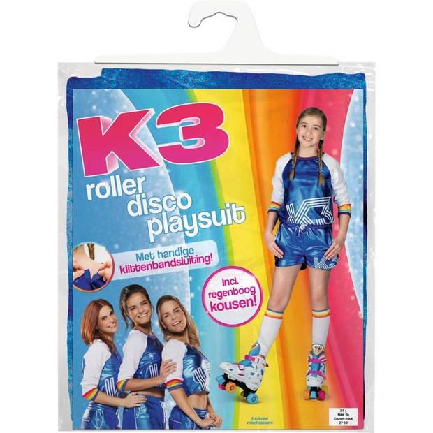K3 verkleedpak Roller Disco - 6/8 jaar