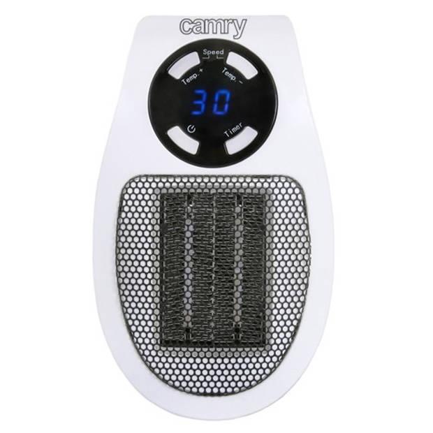 Camry CR 7712 - Ventilatorkachel - mini - 700 Watt