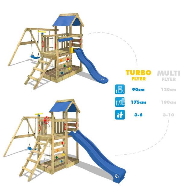 WICKEY TurboFlyer Speeltoestel