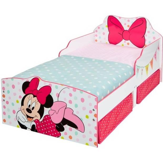 Disney peuterbed Minnie Mouse 142 x 77 x 63 cm roze