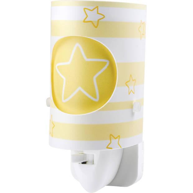 Dalber nachtlamp Dream Light 13 cm geel