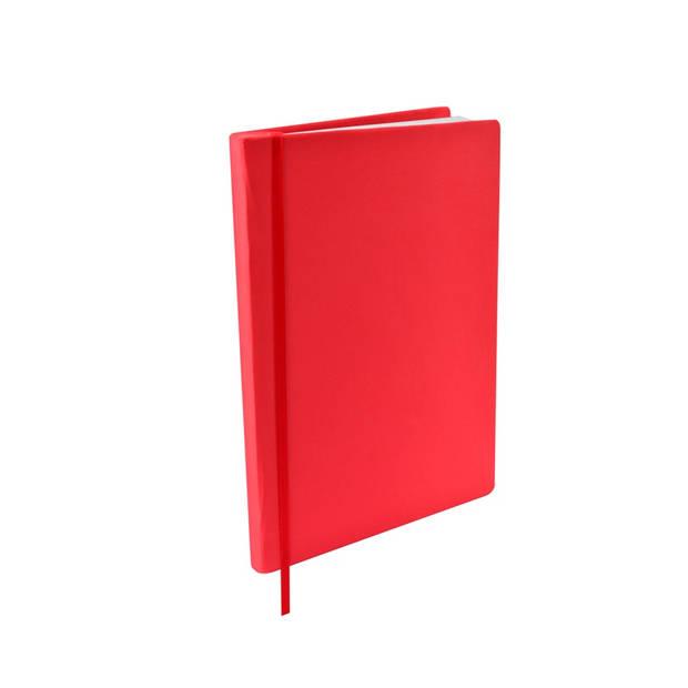 Dresz elastische boekenkaft A5 rood