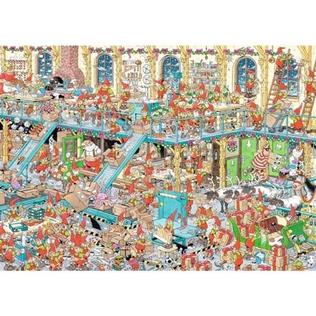 Jan van Haasteren puzzel feestdagen - 2 x 1000 stukjes