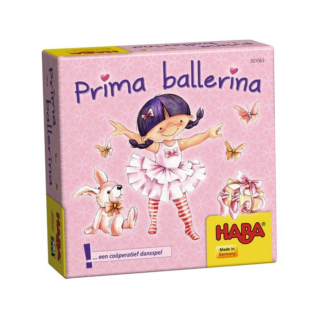 Haba kinderspel Prima Ballerina (NL)