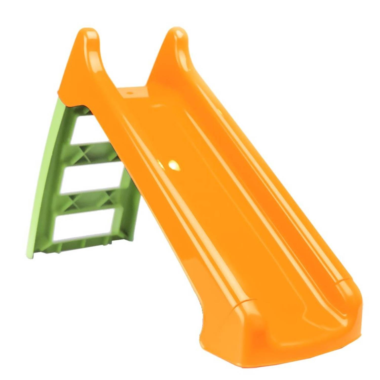 Glijbaan Small Slide Groen/Blauw 100 CM