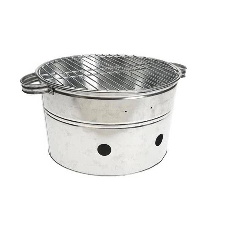 Teil Barbecue - Klein Uniek Model - Zink
