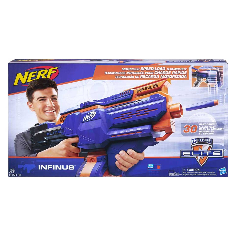 NERF N-Strike Elite Infinus blaster | Blokker