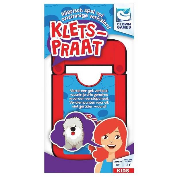 Clown Games kaartspel Kletspraat