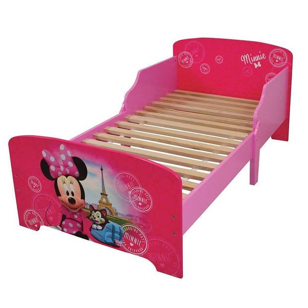 Disney bed Minnie Mouse 144 x 77 x 59 cm meisjes roze