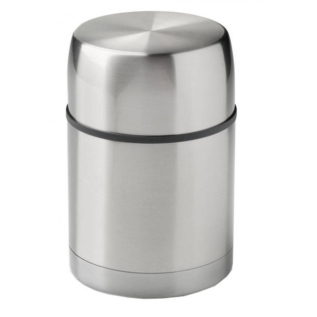 MacGyver thermoskan Foodjar RVS zilver 600 ml 16 cm