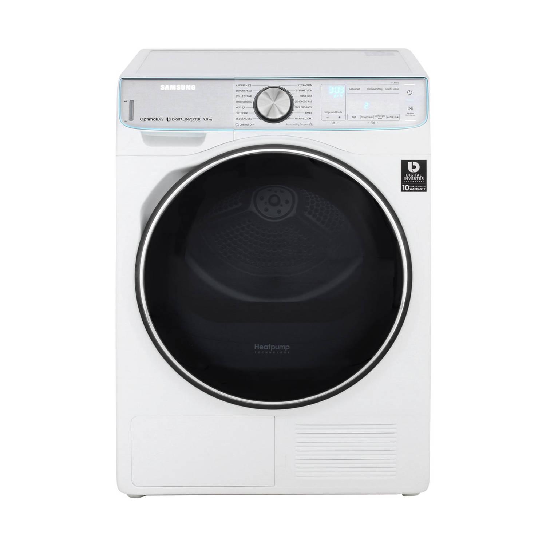Samsung DV90N8289AW/EN warmtepompdrogers - Wit