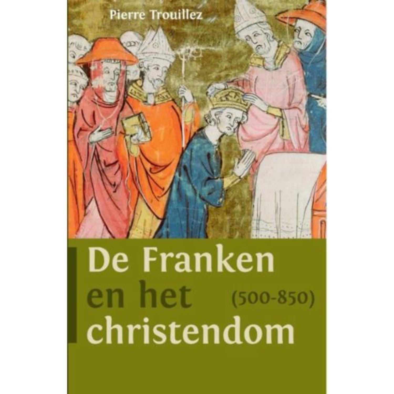 Korting De Franken en het christendom (500 850)
