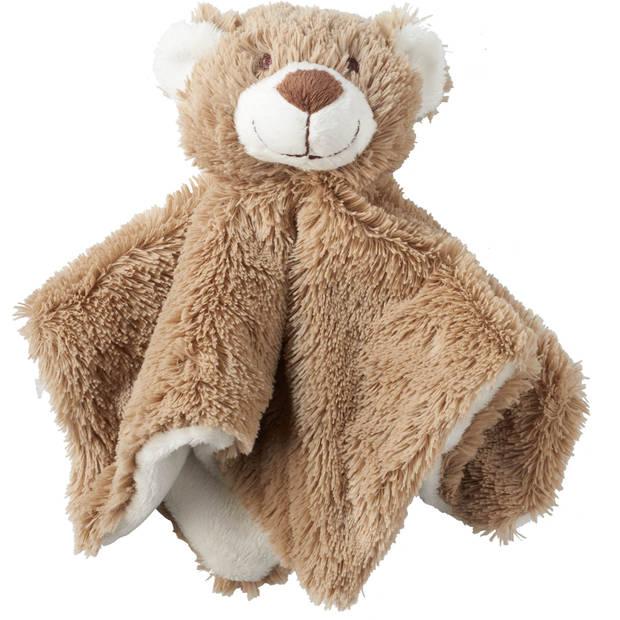Blokker knuffeldoekje beer Toddy