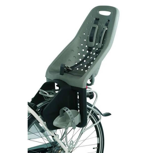 Yepp fietszitje achter Maxi Easyfit achter zilver