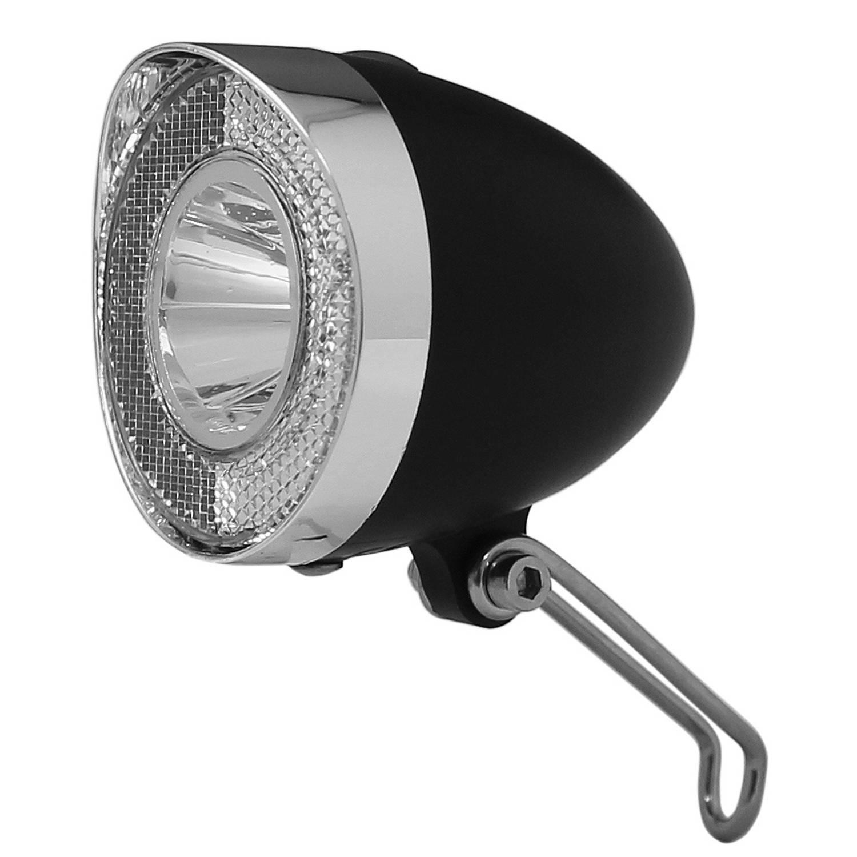 Korting Union koplamp UN4915 led zwart
