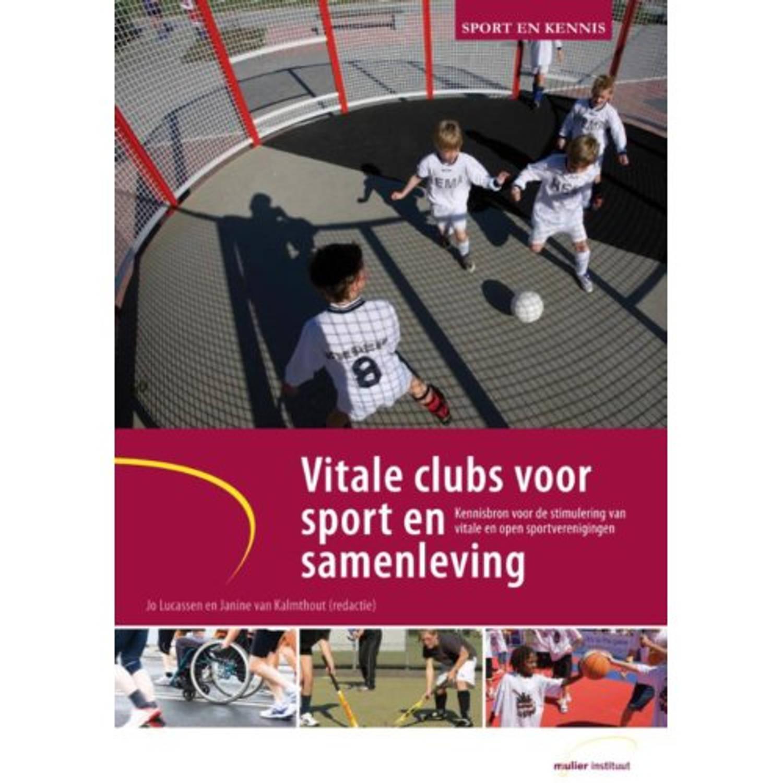 Afbeelding van Vitale clubs voor sport en samenleving - Sport en