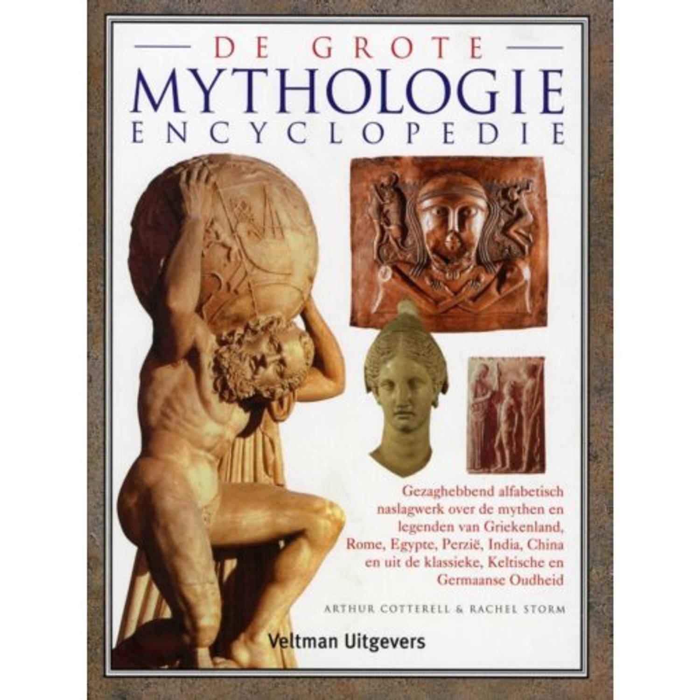 Korting De grote mythologie encyclopedie