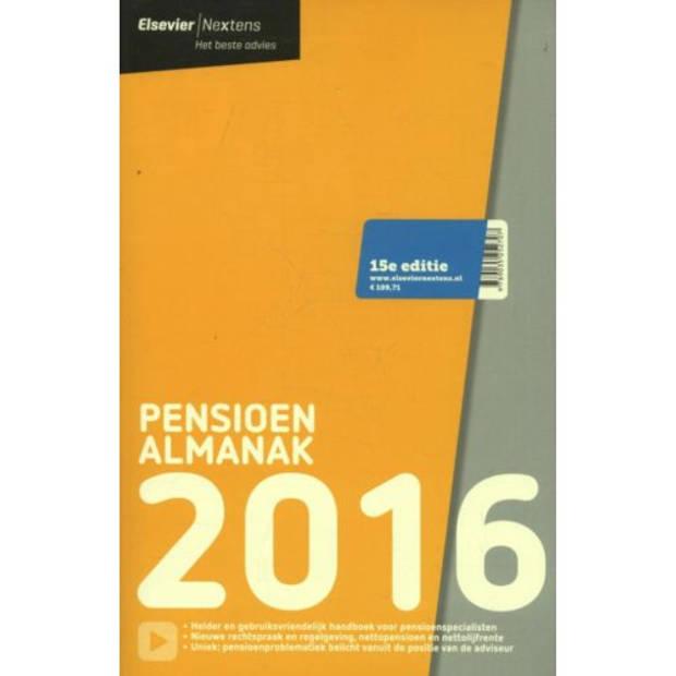 Elsevier Pensioen Almanak / 2016
