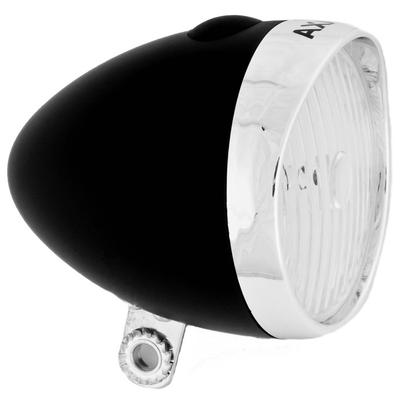 Afbeelding van AXA Batterij koplamp Classic Switch LED zwart