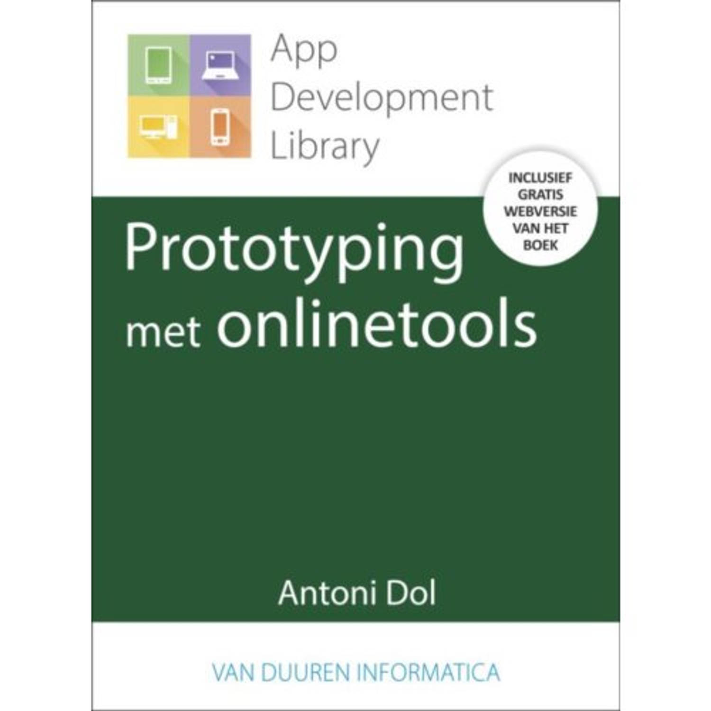 Prototyping met Online Tools