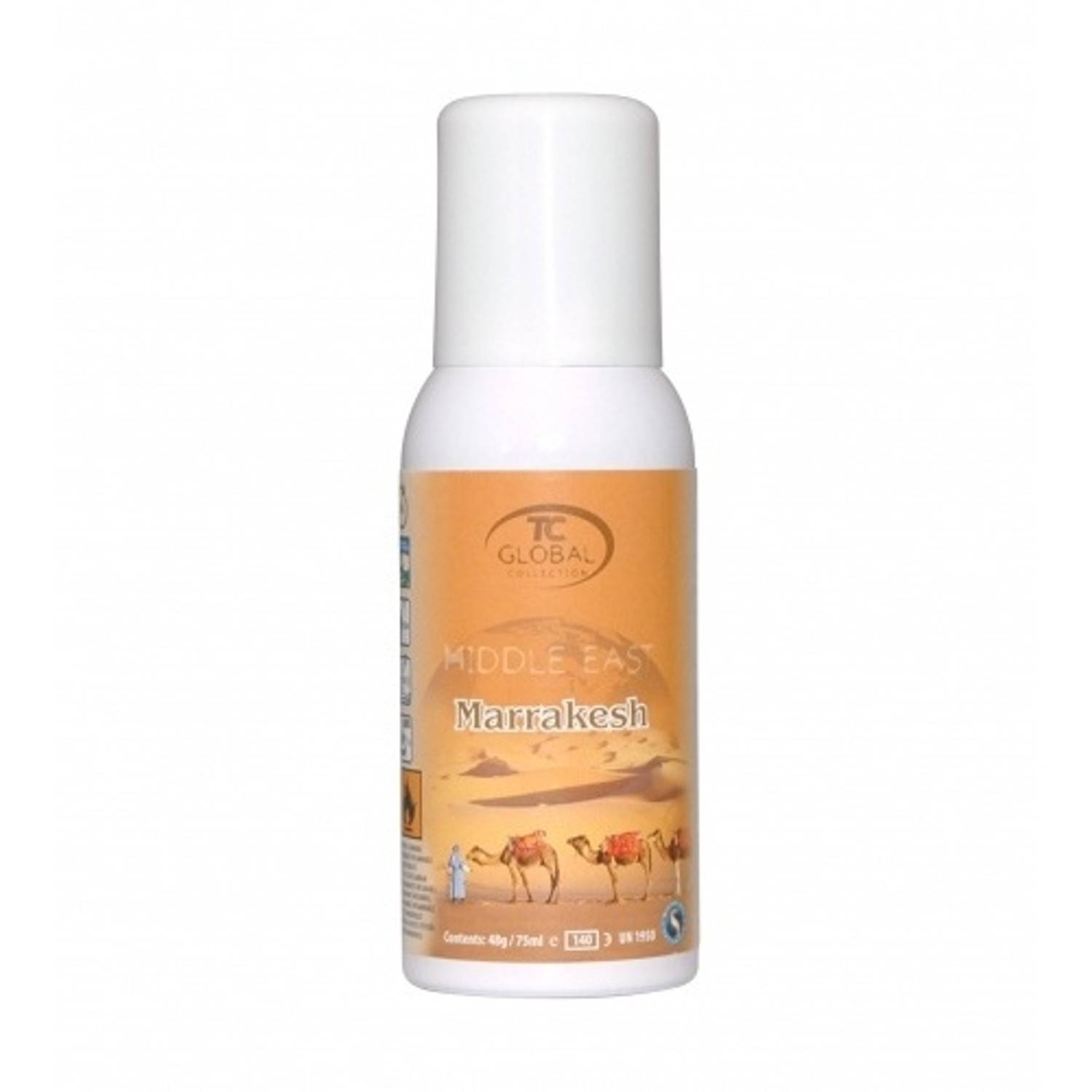 TC Global Microburst 3000 her.luchtverfrisser: Middle East 75ml