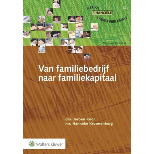 Van Familiebedrijf Naar Familiekapitaal -
