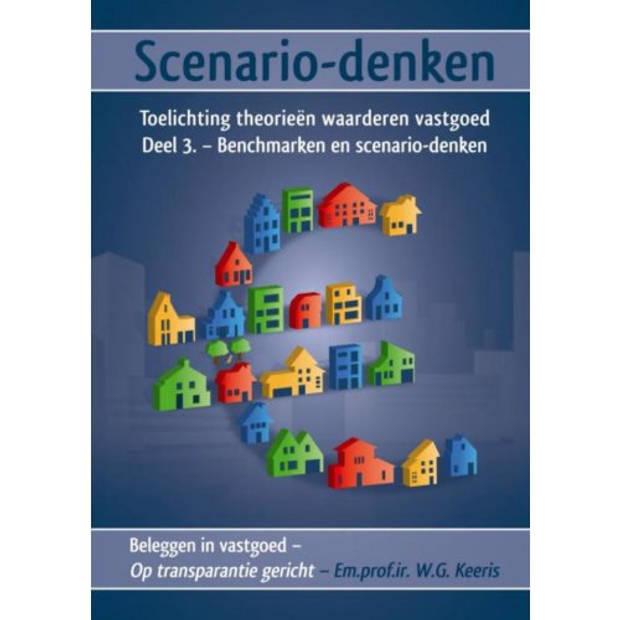 Scenario-Denken / 3 Benchmarken En Scenario-Denken