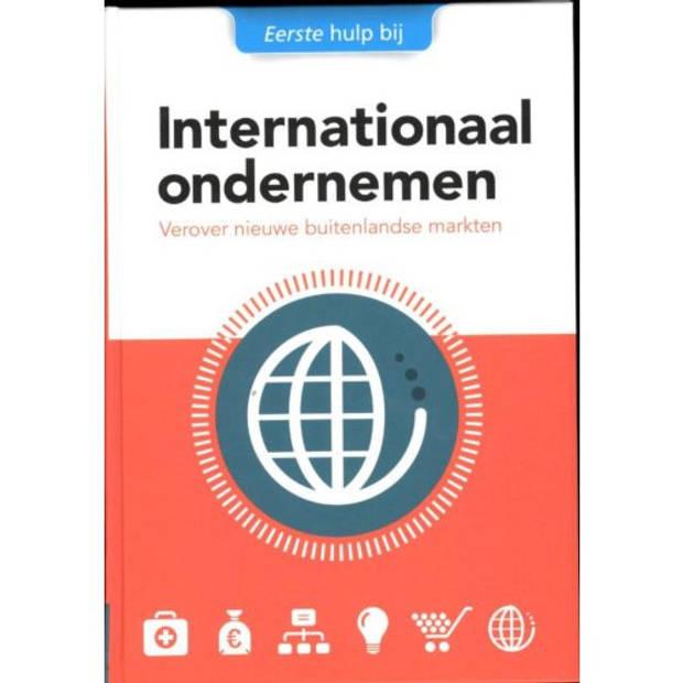 Internationaal Ondernemen - Eerste Hulp Bij