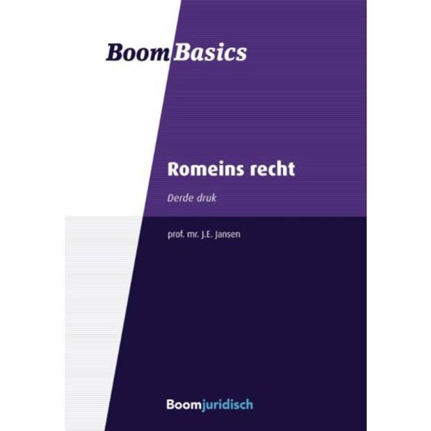 Romeins Recht - Boom Basics