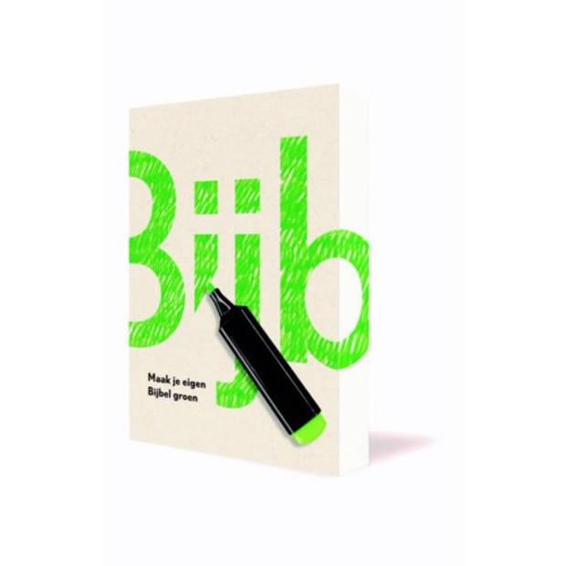 Maak je Bijbel groen