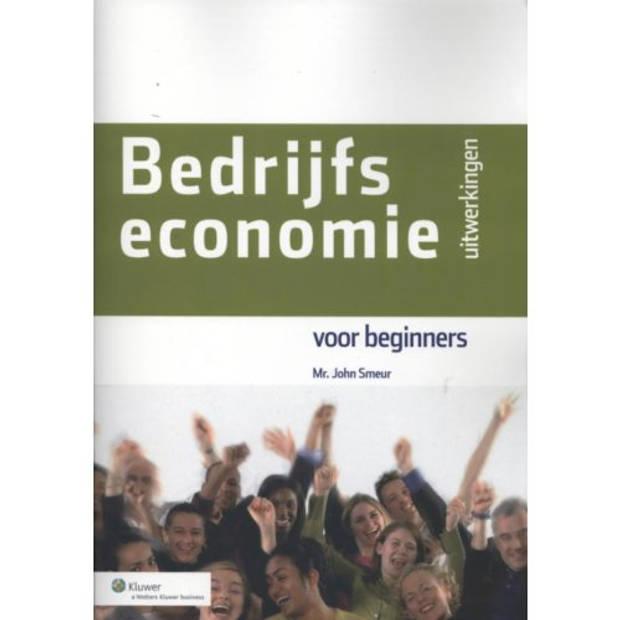 Bedrijfseconomie / Voor Beginners / Uitwerkingen