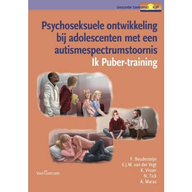Psychoseksuele Ontwikkeling Bij Adolescenten Met