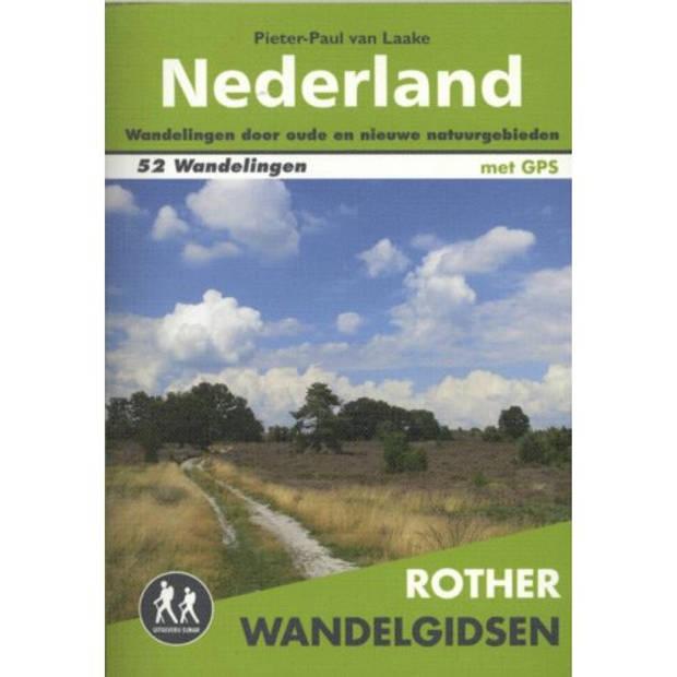 Nederland - Rother Wandelgidsen